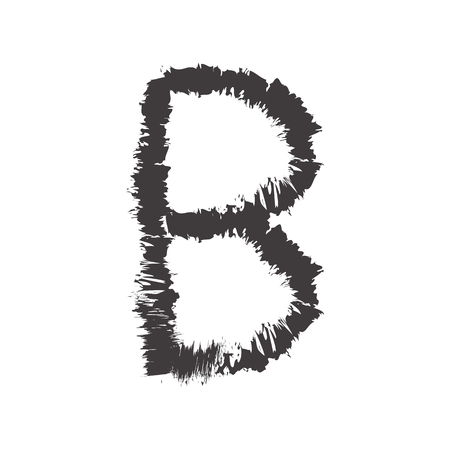 compatible: font black B compatible with small font black a-z can to do many thing on web design or website.