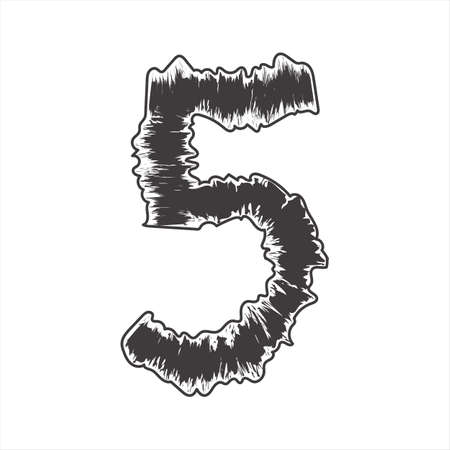 compatible: pattern number black five compatible with small pattern font black a-z and pattern font black A-Z,can to do many thing on web design or website.