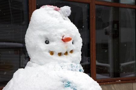 grinstead: Winter scene East Grinstead