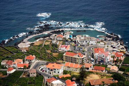 porto: Porto Moniz Stock Photo