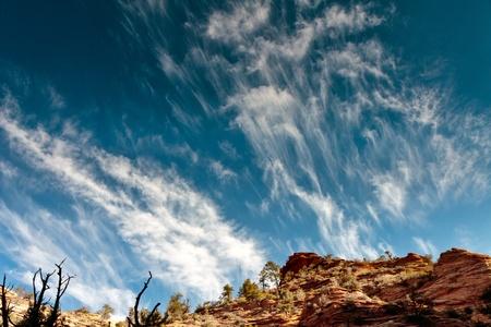 zion: Zion cloudscape