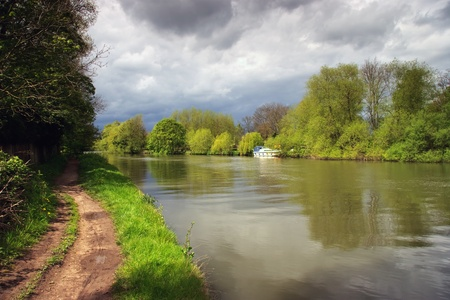 River Thames at Windsor photo