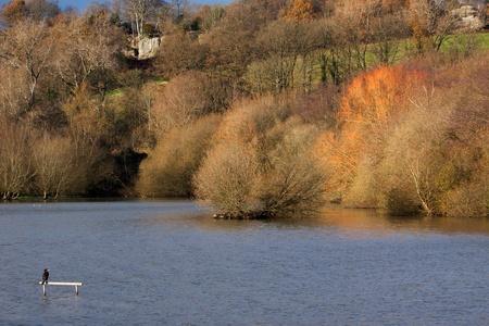 Weir Wood Reservoir Stock Photo - 8475935