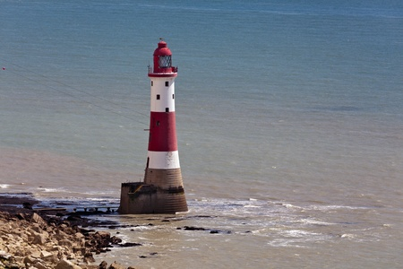 seven sisters: Beachy Head Lighthouse