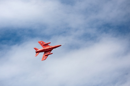 moscerino: Folland Gnat a Shoreham Airshow