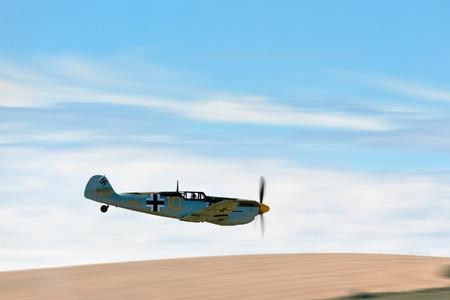 willy: Willy Messerschmitt's Me-109 (Bf-109) Editorial