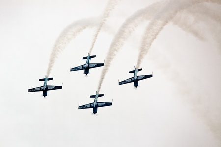 raf: RAF Blades flying team Editorial