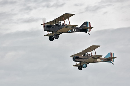raf: Great War Display Team - R.A.F SE5a
