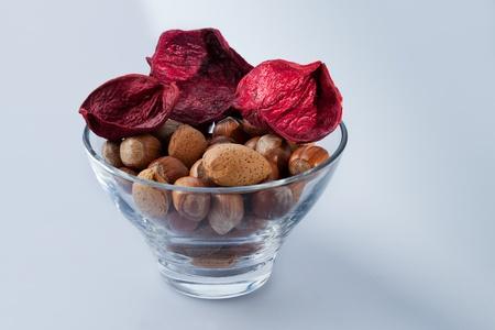 Christmas nuts photo