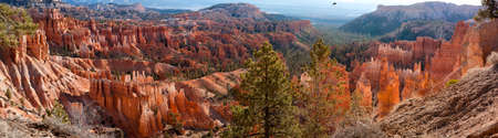 Bryce Canyon Panorama photo