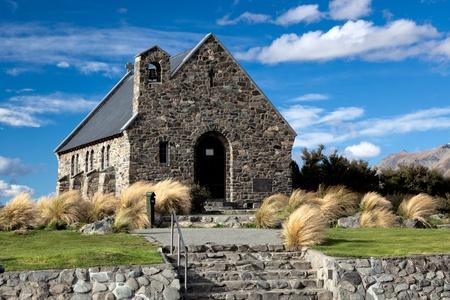 good shepherd: Church of the Good Shepherd Stock Photo