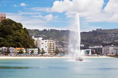 Waterfront Wellington New Zealand