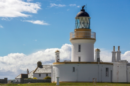 Chanonry Point lighthouse photo