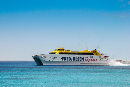 Canary island express
