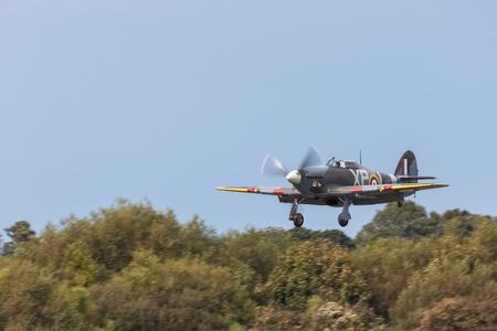 weald: Hawker Hurricane Mk IIb