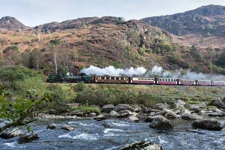 highland: Welsh Highland Railway