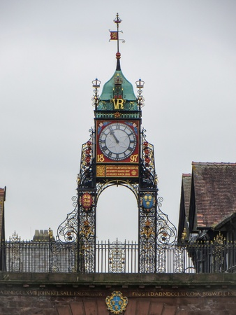 chester: Chester City Clock