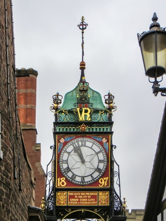 chester: Chester City Clock_0