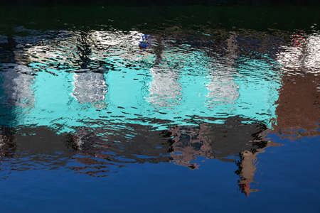 cambridgeshire: Reflections in the Old River Nene