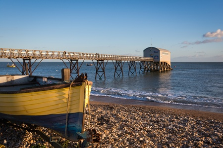 lifeboats: Selsey Bill Lifeboat Station