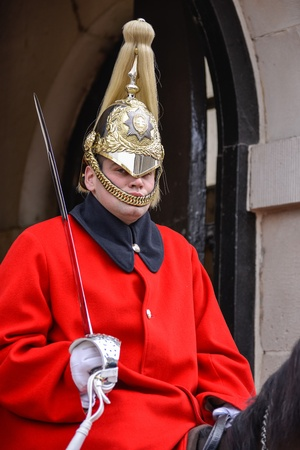 cavalry: Lifeguard of the Queens Household Cavalry Editorial