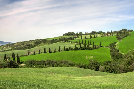 orcia: Scenery Val d Orcia