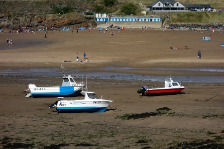 Bude beach photo