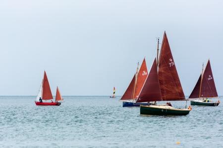 Sailing in the Torridge and Taw Estuary photo