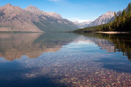 Lake McDonald photo