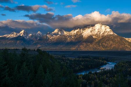 overlook: Snake River Overlook