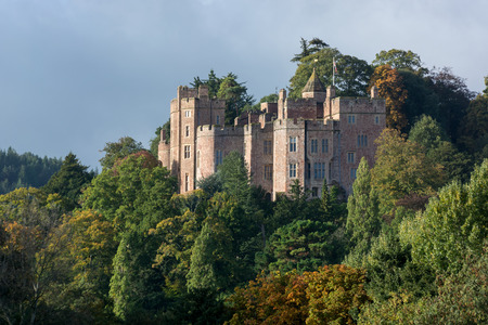 turret: Dunster Castle