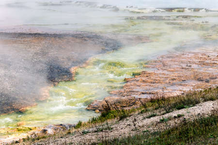 Excelsior Geyser Crater photo