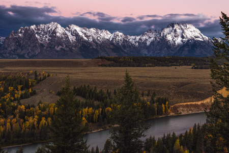 Snake River Overlook photo