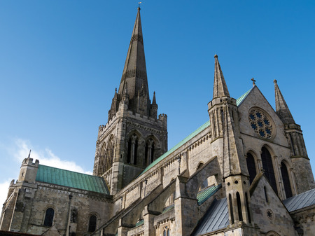 consecrated: Chichester Cathedral