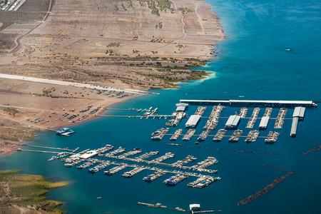 Marina at Lake Mead photo