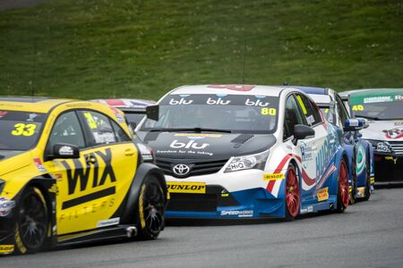 btcc: Touring Car Championship Race March 2014 Editorial