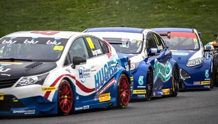 btcc: Touring Car Championship Race March 2014 Editoriali