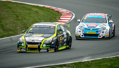 btcc: Touring Car Championship Race March 2014 Editorial