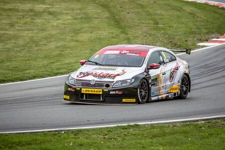 british touring car: Touring Car Championship Race March 2014 Editorial