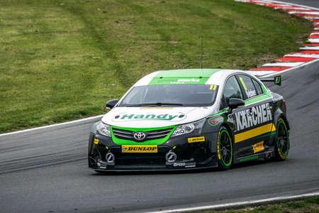 btcc: Touring Car Championship Race marzo 2014 Editoriali