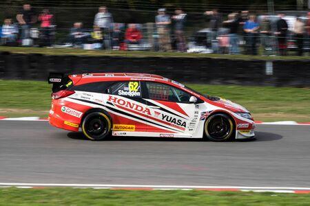 british touring car: British Touring Car Championship Race March 2014