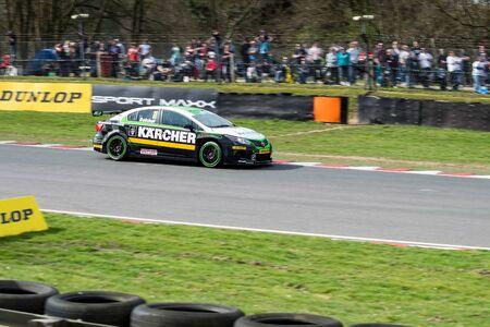 btcc: British Touring Car Championship Race marzo 2014 Editoriali