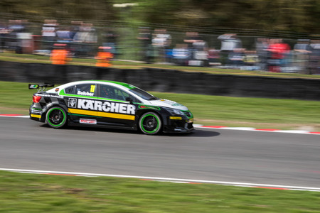 btcc: British Touring Car Championship Race March 2014