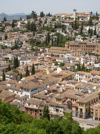 View of Granada photo