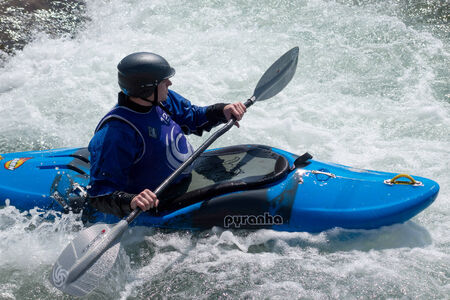 Water Sports at the Cardiff International White Water Centre Editöryel