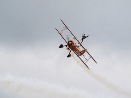 Breitling Wingwalkers Editorial