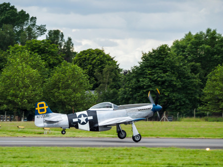 jacques: North American P-51D Mustang Jumpin Jacques