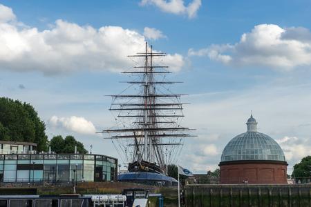 greenwich: Cutty Sark at Greenwich