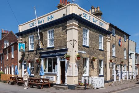 southwold: Sole Bay Inn in Southwold