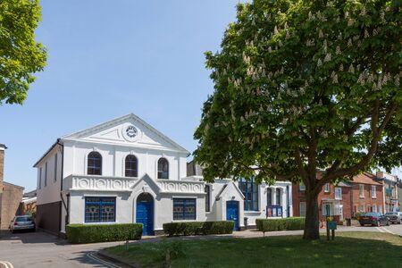 southwold: Wesleyan Chapel in Southwold